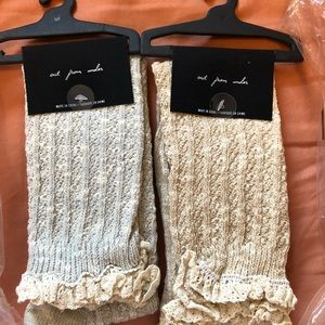 Boot socks from Urban Outfitters NWT